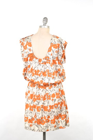 Calypso St. Barth Orange Blouson Dress - 87% Off Retail durable service