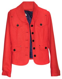 Tulle Light red Jacket