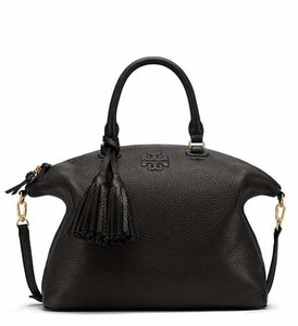 Tory Burch Tote Satchel in Black