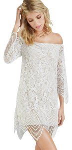 Express Lace Wedding Reception Off Boho Chic Dress