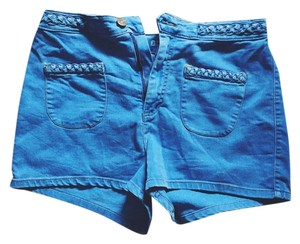 BDG Mini/Short Shorts Bright blue denim