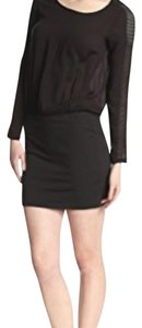 Splendid short dress Black on Tradesy