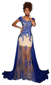 MNM Couture Evening Gown Evening Party Night Out Dress