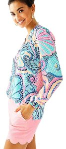 Lilly Pulitzer Top Tile Wave