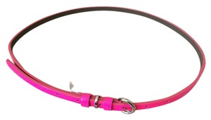 Banana Republic Pink skinny belt