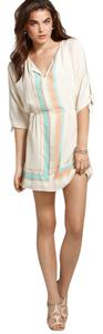 Madison Marcus short dress Beige, ivory, seafoam green on Tradesy