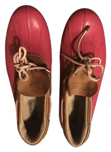 Sperry Rain Pink Boots