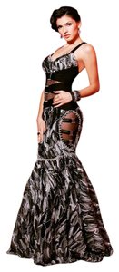 MNM Couture Evening Evening Gown Dress
