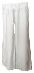 Lilly Pulitzer Wide Leg Pants white