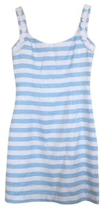 Lilly Pulitzer Striped Daisy Preppy Nienie Dress