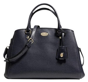 Coach Carryall 34607 Satchel in Black