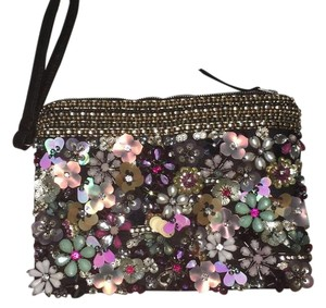 Other black/multi Clutch