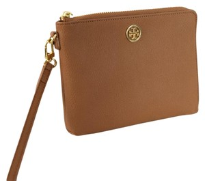 Tory Burch 18169279 Wristlet in Tiger's Eye