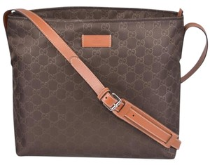 Gucci Purse Brown Messenger Bag