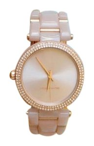 Michael Kors Michael Kors Blush Rose Gold Delray MK-4322 Watch