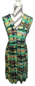 Anthropologic-Plenty by Tracy Reece short dress Anthropologie Green on Tradesy