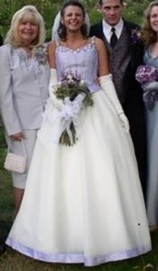 Ian Stuart 9792 Wedding Dress