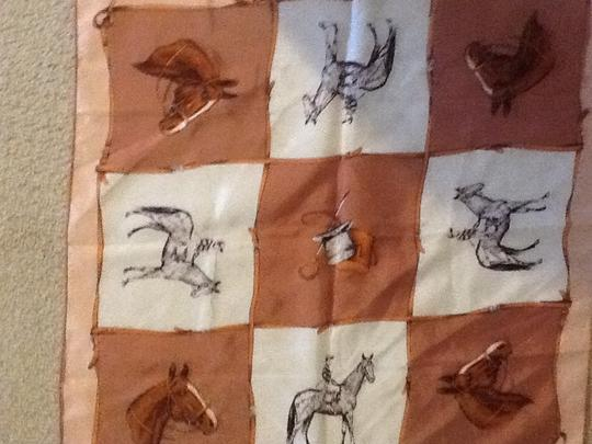 French designer no tag Made in France horse design