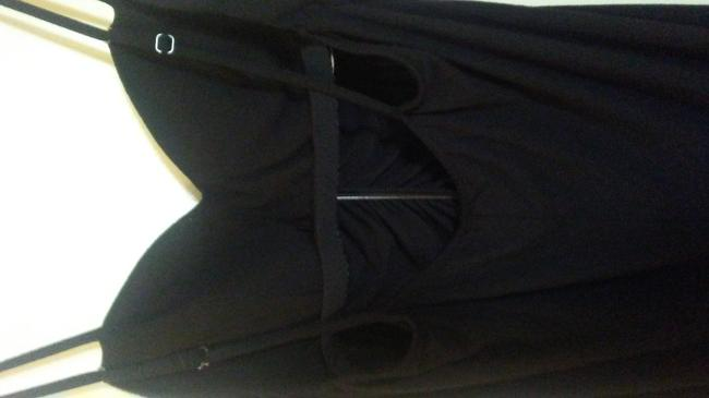 Louis Feraud short dress Black on Tradesy