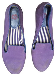 BP. Clothing Purple Flats