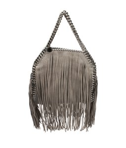 Stella McCartney Fringe Tassel Shoulder Bag