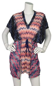 Missoni short dress Cover Up Chevron Knit on Tradesy