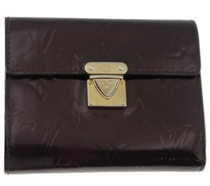 Louis Vuitton Vernis Portefeuille Koala Trifold Patent Leather M93520
