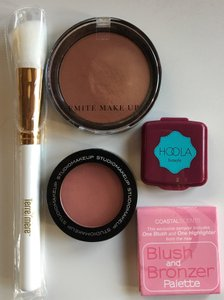 Benefit Benefit Hoola Plus Terre Mere Blush Brush and More