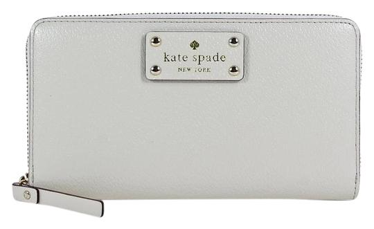 Preload https://item3.tradesy.com/images/kate-spade-wellesley-neda-wallet-wlru1153-porcelain-leather-clutch-19644687-0-1.jpg?width=440&height=440