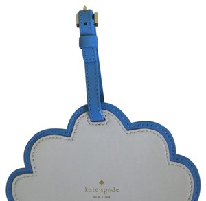 Kate Spade NWT GET CARIED AWAY CLOUD LUGGAGE TAG WLRU2398