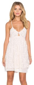 Free People Slip Hippie Dress