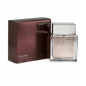 Calvin Klein Euphoria by Calvin Klein 3.4 oz / 100 ml Edt Spray Men ,New. in box.