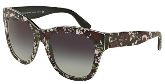 Preload https://img-static.tradesy.com/item/19644749/dolce-and-gabbana-top-print-rose-black-dolce-and-gabbana-4270-f-dg4270f-30198g-sunglasses-0-0-540-540.jpg