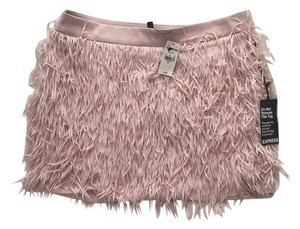 Express Mini Skirt Light pink
