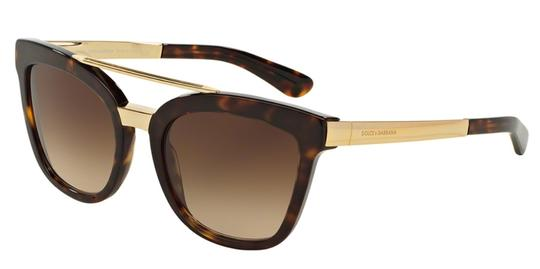 Preload https://img-static.tradesy.com/item/19644848/dolce-and-gabbana-havana-gold-dolce-and-gabbana-4269-dg4269-50213-sunglasses-0-0-540-540.jpg