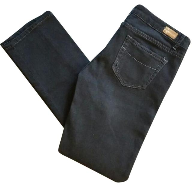 Preload https://item2.tradesy.com/images/paige-black-distressed-blue-heights-straight-leg-jeans-size-28-4-s-19644851-0-1.jpg?width=400&height=650