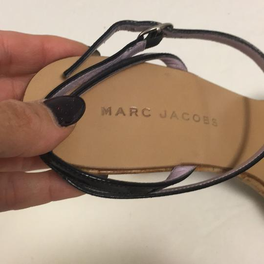 Marc Jacobs Black/ multicolor Sandals