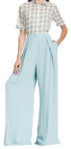 Elizabeth and James Wide Leg Pants Robinsegg blue