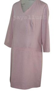 PARK BRAVO - IMPORTED FROM TURKEY 3/4 SLEEVE PINK DRESS short dress Comfortable on Tradesy
