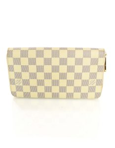 Louis Vuitton Louis Vuitton Damier Azur Zippy Organizer Wallet