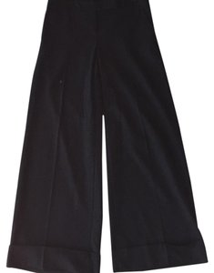 H&M Wide Leg Pants Black