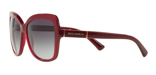 Dolce&Gabbana Dolce & Gabbana 4244 Sunglasses DG4244 Opal Red 26818G Authentic