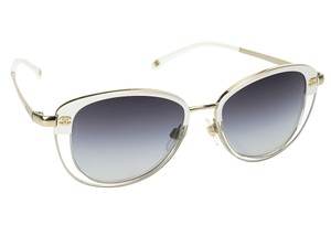 Chanel White Transparent 4183 Sunglasses