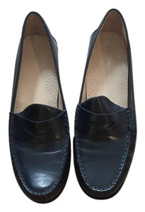 Cole Haan Woman's Pinch Navy Flats