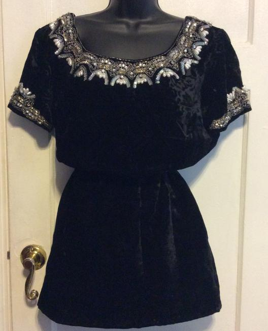 Other Vintage Crushed Chanel Inspired Dress