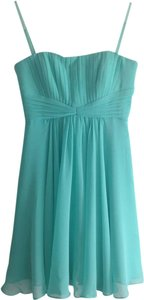 BCBGMAXAZRIA Prom Homecoming Mint Dress
