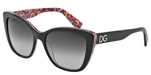 Dolce&Gabbana Dolce & Gabbana 4216 Sunglasses DG4216 Black 27898G Authentic