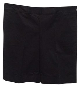 White House | Black Market Dress Shorts Black