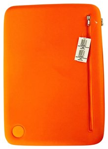 Marc Newson Orange Travel Bag