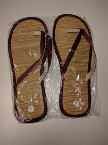 Dessy Burgundy Flip Flops Flip Flops Wine Merlot Wedding Shoes